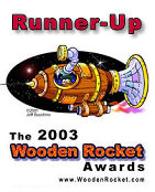Wooden Rocket Award